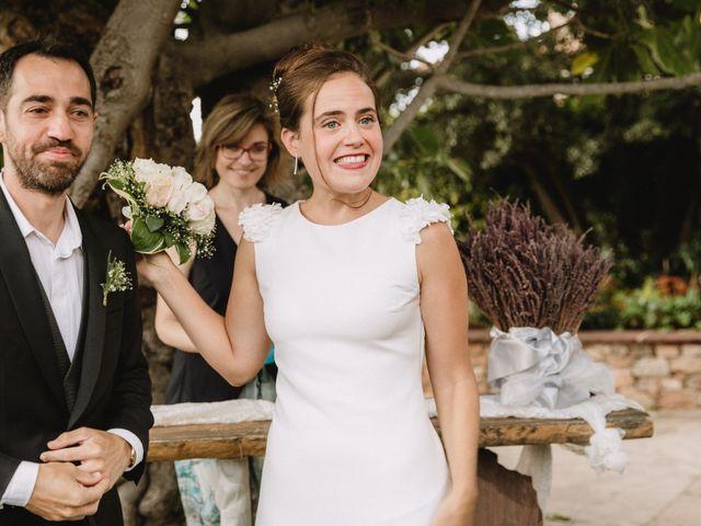 La boda de Raül y Marina en Tagamanent, Barcelona 79