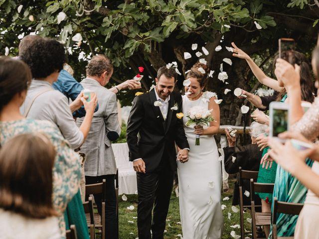 La boda de Raül y Marina en Tagamanent, Barcelona 81