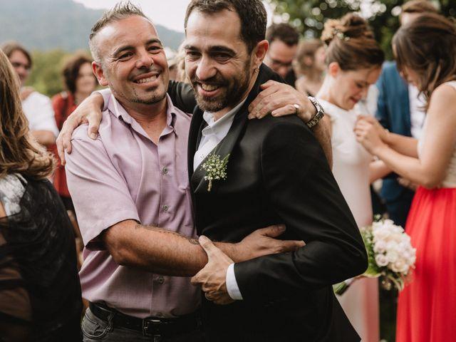 La boda de Raül y Marina en Tagamanent, Barcelona 86