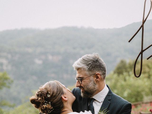 La boda de Raül y Marina en Tagamanent, Barcelona 88