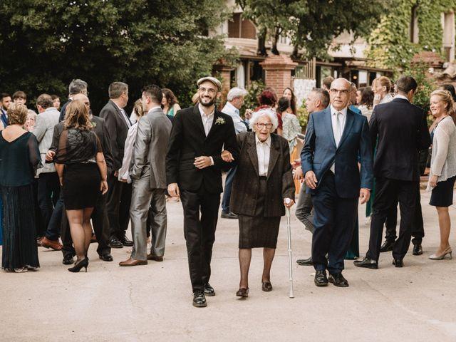 La boda de Raül y Marina en Tagamanent, Barcelona 89