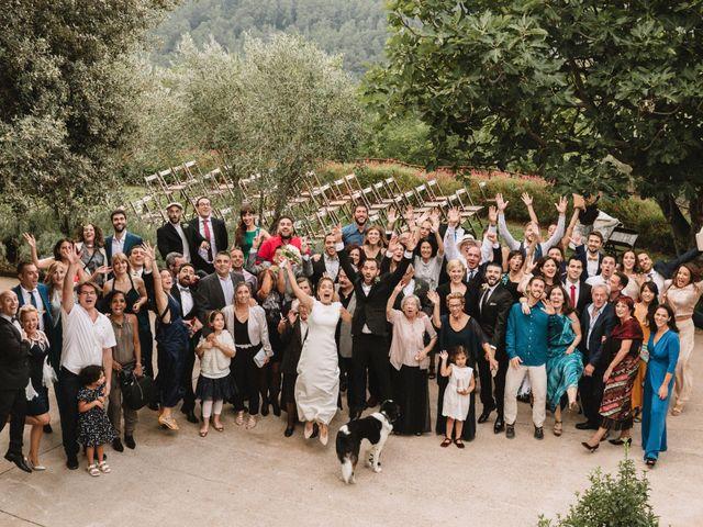La boda de Raül y Marina en Tagamanent, Barcelona 91