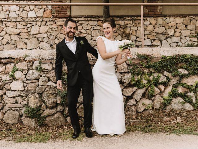 La boda de Raül y Marina en Tagamanent, Barcelona 93