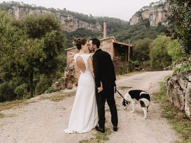 La boda de Raül y Marina en Tagamanent, Barcelona 101