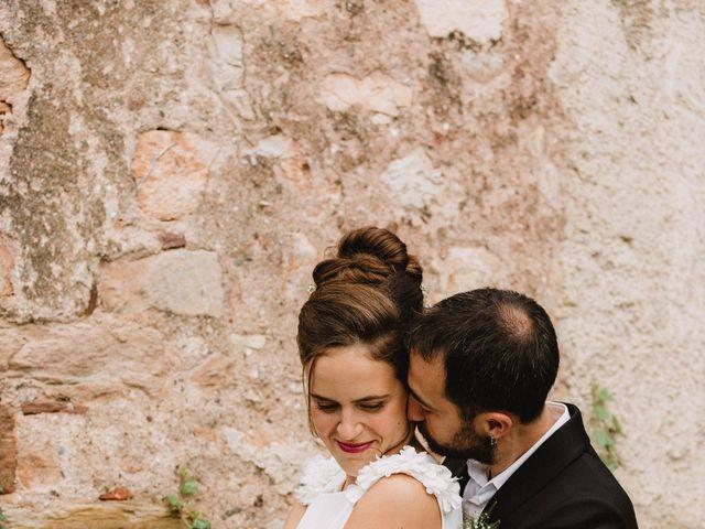 La boda de Raül y Marina en Tagamanent, Barcelona 102