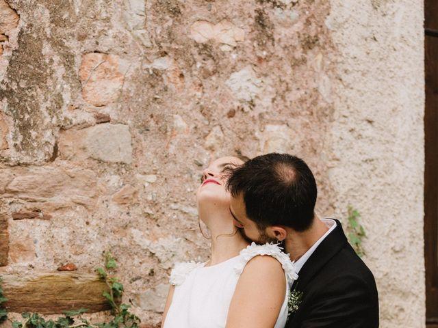 La boda de Raül y Marina en Tagamanent, Barcelona 103