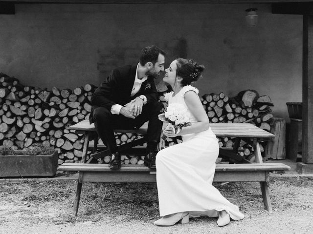 La boda de Raül y Marina en Tagamanent, Barcelona 105
