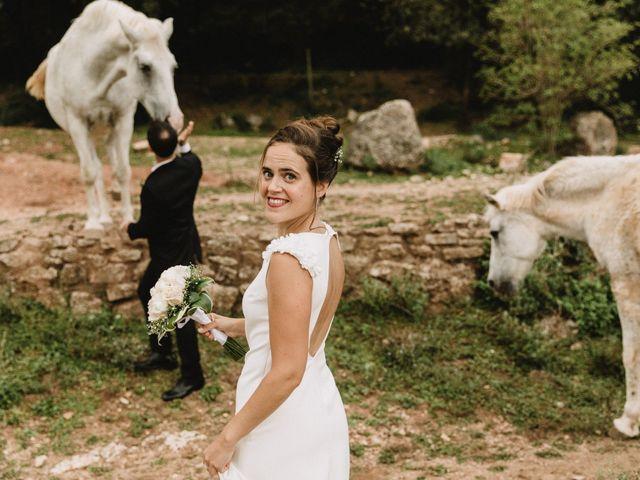 La boda de Raül y Marina en Tagamanent, Barcelona 108