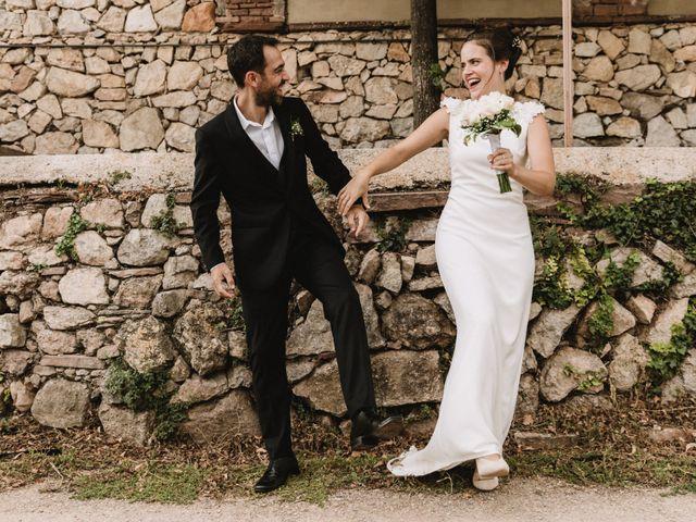 La boda de Raül y Marina en Tagamanent, Barcelona 1