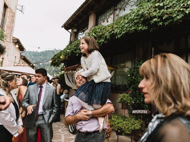 La boda de Raül y Marina en Tagamanent, Barcelona 117