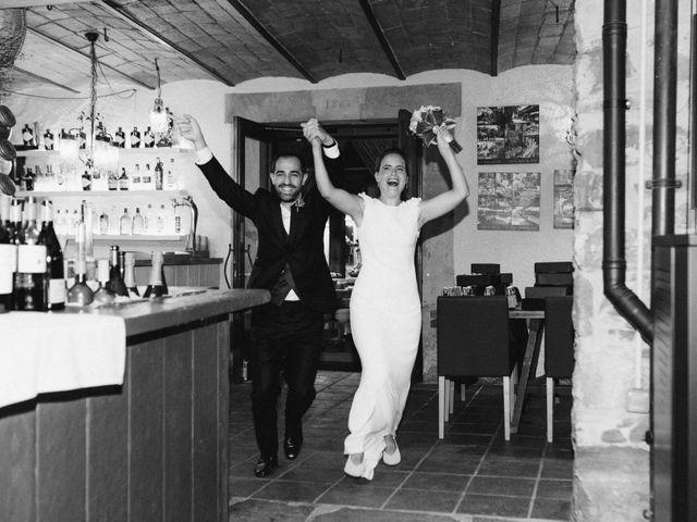 La boda de Raül y Marina en Tagamanent, Barcelona 124