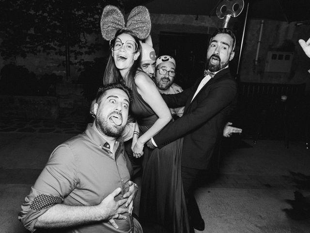 La boda de Raül y Marina en Tagamanent, Barcelona 131