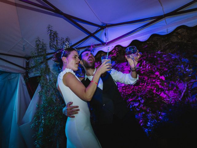 La boda de Raül y Marina en Tagamanent, Barcelona 138