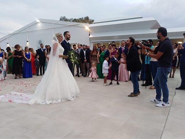 La boda de Juan y Cristina  en Málaga, Málaga 1