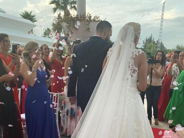 La boda de Juan y Cristina  en Málaga, Málaga 5