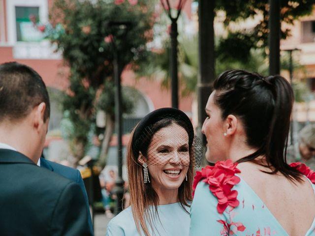 La boda de Ainoha y Julio en Los Realejos, Santa Cruz de Tenerife 27