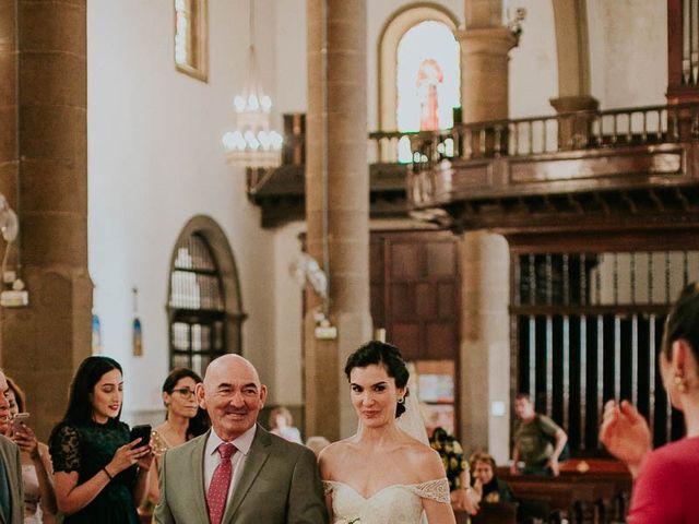La boda de Ainoha y Julio en Los Realejos, Santa Cruz de Tenerife 32