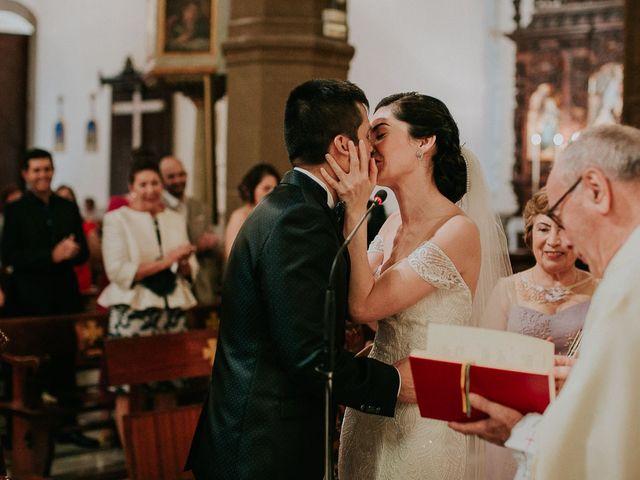 La boda de Ainoha y Julio en Los Realejos, Santa Cruz de Tenerife 38