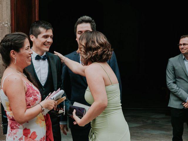 La boda de Ainoha y Julio en Los Realejos, Santa Cruz de Tenerife 50