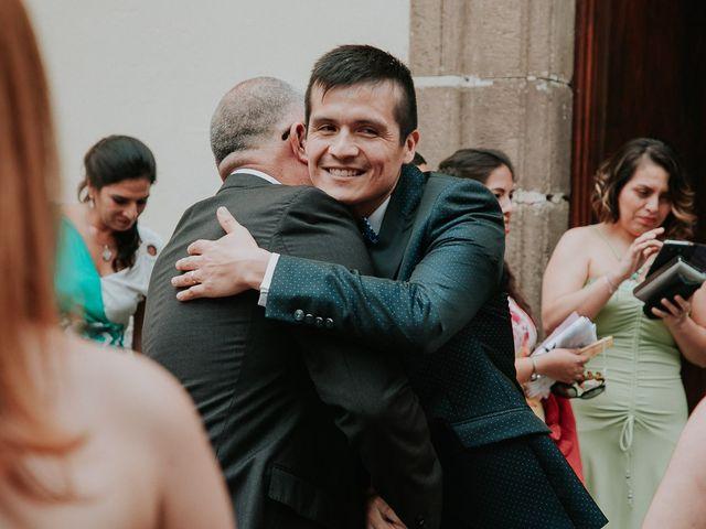 La boda de Ainoha y Julio en Los Realejos, Santa Cruz de Tenerife 51