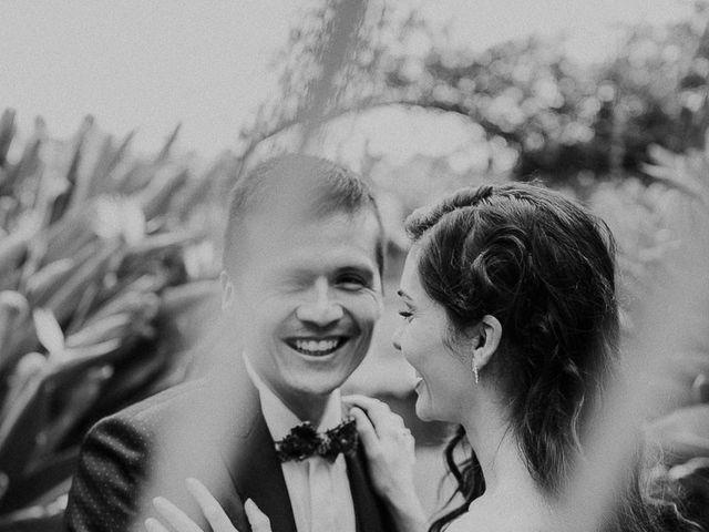 La boda de Ainoha y Julio en Los Realejos, Santa Cruz de Tenerife 1