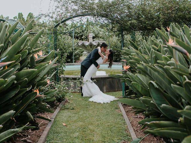 La boda de Julio y Ainoha