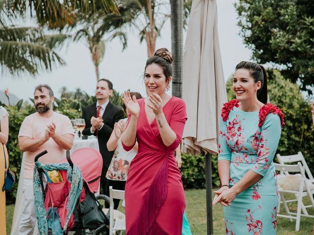 La boda de Ainoha y Julio en Los Realejos, Santa Cruz de Tenerife 72