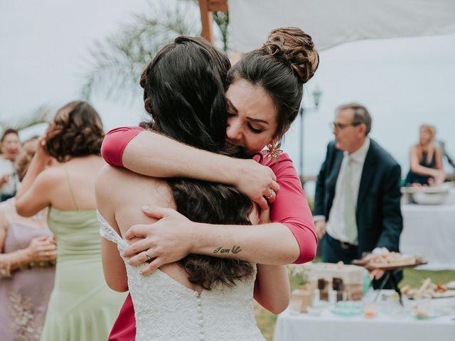 La boda de Ainoha y Julio en Los Realejos, Santa Cruz de Tenerife 73