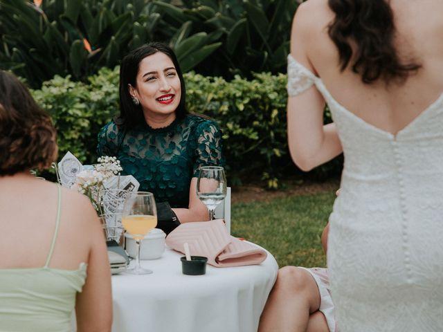 La boda de Ainoha y Julio en Los Realejos, Santa Cruz de Tenerife 74