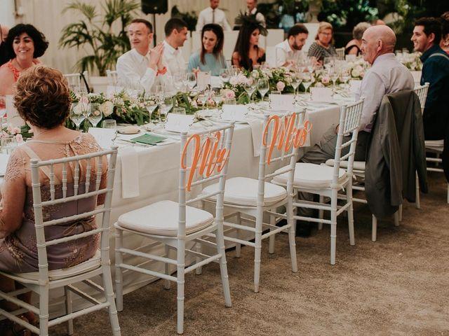 La boda de Ainoha y Julio en Los Realejos, Santa Cruz de Tenerife 77