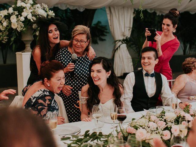 La boda de Ainoha y Julio en Los Realejos, Santa Cruz de Tenerife 84