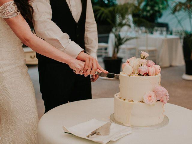 La boda de Ainoha y Julio en Los Realejos, Santa Cruz de Tenerife 89