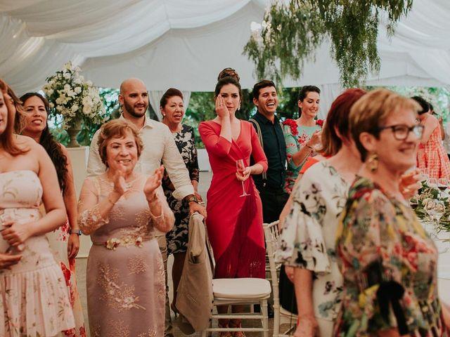 La boda de Ainoha y Julio en Los Realejos, Santa Cruz de Tenerife 90