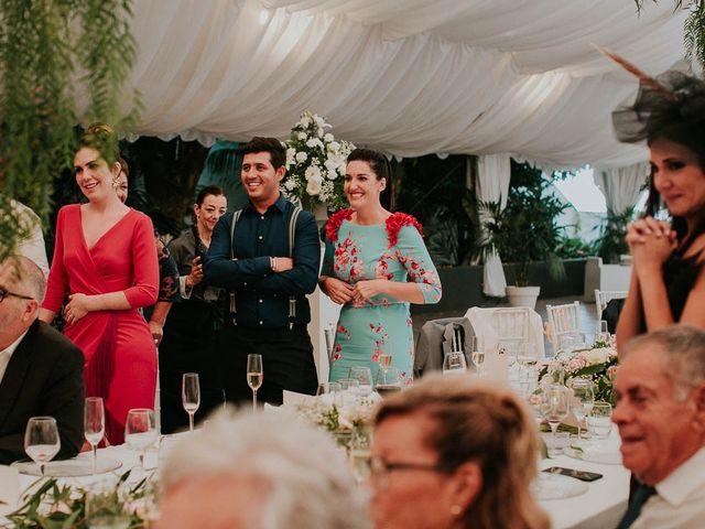 La boda de Ainoha y Julio en Los Realejos, Santa Cruz de Tenerife 91