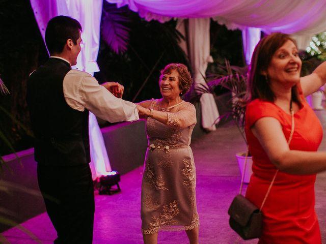 La boda de Ainoha y Julio en Los Realejos, Santa Cruz de Tenerife 99