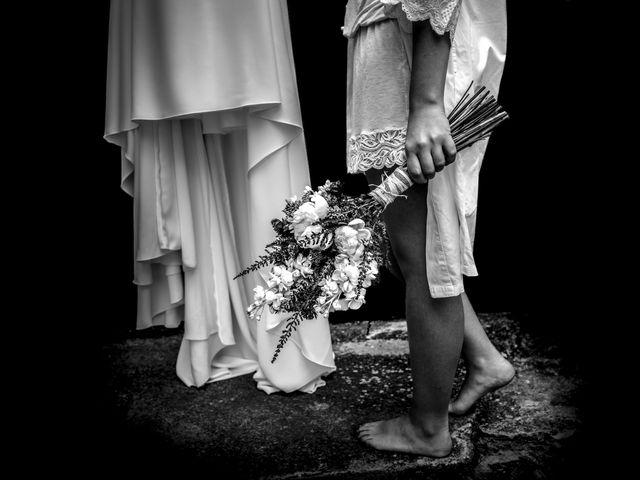 La boda de Joana y Edu en Valoria La Buena, Valladolid 1