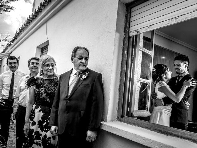 La boda de Joana y Edu en Valoria La Buena, Valladolid 5