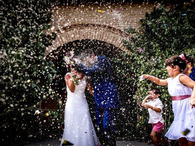 La boda de Joana y Edu en Valoria La Buena, Valladolid 11