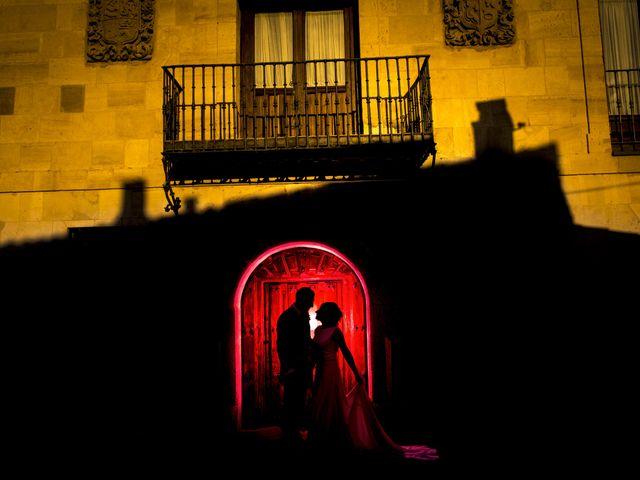La boda de Joana y Edu en Valoria La Buena, Valladolid 14