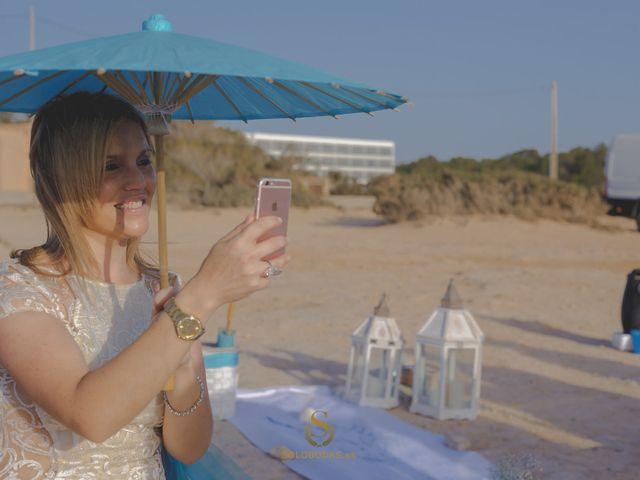 La boda de Tino y Eli en Sant Francesc De Formentera, Islas Baleares 1