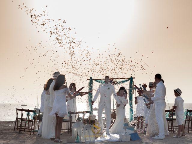 La boda de Tino y Eli en Sant Francesc De Formentera, Islas Baleares 2
