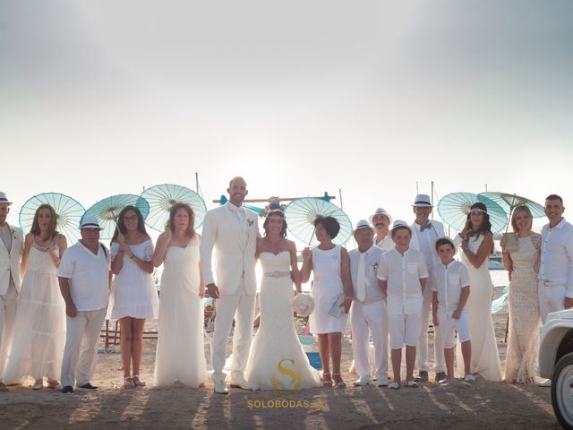La boda de Tino y Eli en Sant Francesc De Formentera, Islas Baleares 3