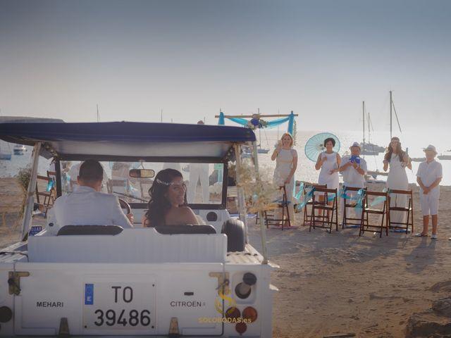 La boda de Tino y Eli en Sant Francesc De Formentera, Islas Baleares 10