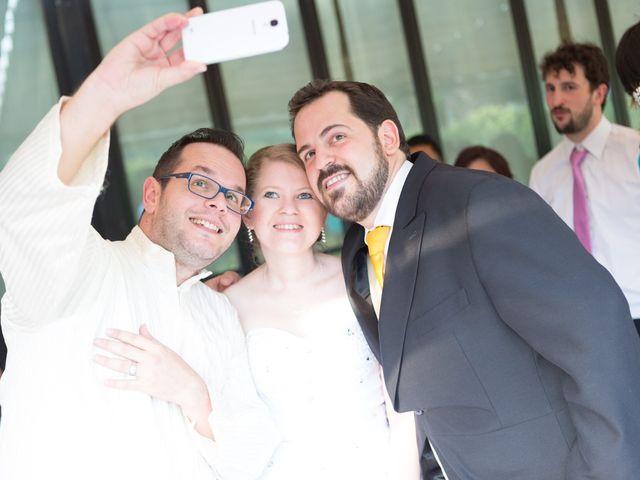 La boda de Javier y Daysi en Madrid, Madrid 1