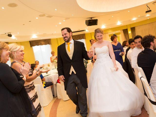 La boda de Javier y Daysi en Madrid, Madrid 2