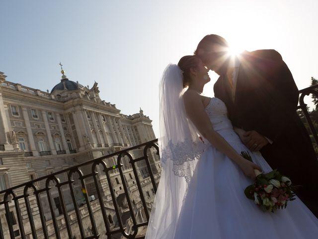 La boda de Javier y Daysi en Madrid, Madrid 5