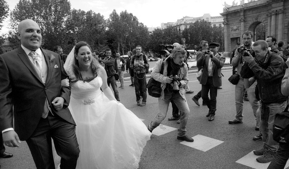 La boda de Arancha y Angel en Madrid, Madrid