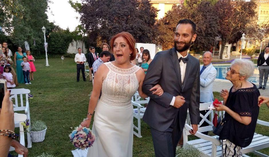 La boda de Moisés  y Gracia en Montilla, Córdoba