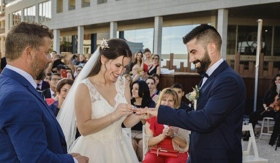 La boda de Jose y Yana en Calp/calpe, Alicante