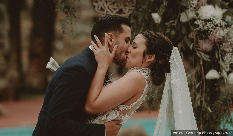 La boda de Fernando y Tamara en Galdar, Las Palmas